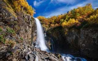 Топ-5 водопадов Домбая 2021: Как добраться, маршруты (видео)