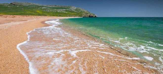 Топ-7 самых чистых пляжей Крыма 2021: Где находятся? Видео