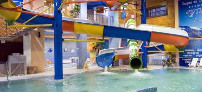 Беловодье аквапарк с бассейном в Белокурихе