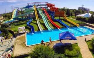 Севастополь — аквапарк Зурбаган