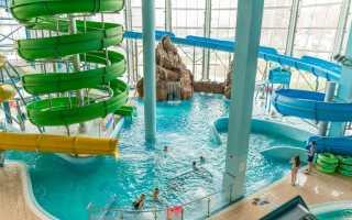 Родео Драйв аквапарк в Санкт Петербурге: видео