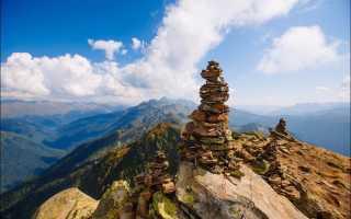 Роза Хутор: горы, высоты, бассейн в горах и пляж