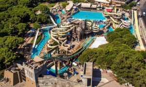 Белек — аквапарк Троя