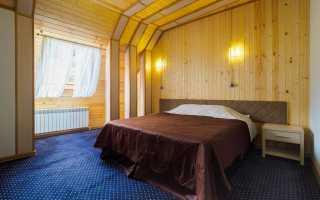 Топ-11 гостиниц Домбая по версии туристов. Цены 2020/2021