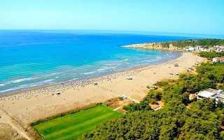 Топ-7 песчаных пляжей Черногории 2021: Где находятся? Цены