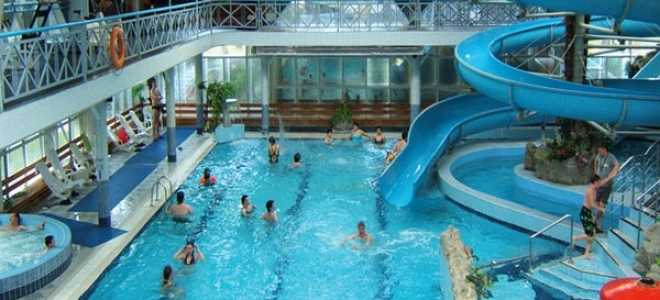 Союз МИД парк Курорт: дом отдыха, аквапарк