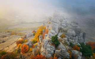 Крым осенью 2021: Топ-7 мест. Что посмотреть? Цены