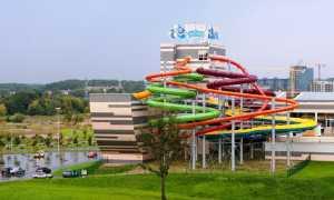 Аквапарк Вильнюс — Vichy: видео