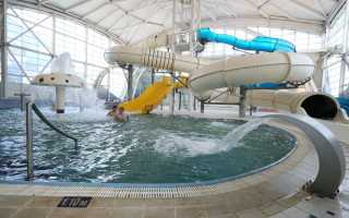 Костанай (Казахстан) — аквапарк Осьминог: видео