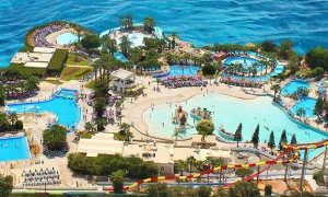 Крупнейшие аквапарки Кипра