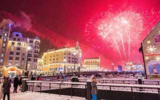 Красная Поляна в январе 2021: какой отдых нас ждет?