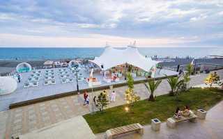 Топ-5 лучших пляжей Адлера 2021: Где находятся? Видео