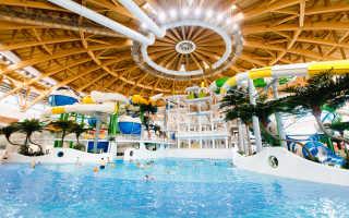 Рейтинг крупнейших аквапарков России