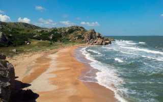 Топ-9 лучших песчаных пляжей Азовского моря 2021: Где находятся?