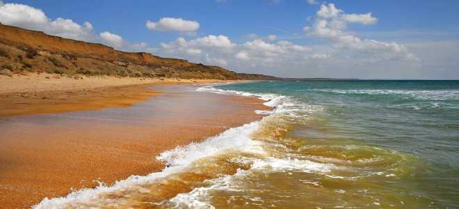 Топ-6 песчаных пляжей Крыма 2021: Где находятся? Видео