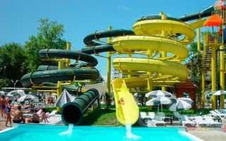 Лазаревское аквапарк Морская звезда: видео
