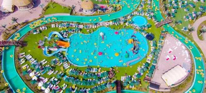 Парк развлечений Дримленд в Минске