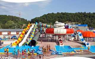 Ольгинка аквапарк Лето: скидки