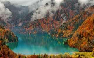 Абхазия осенью 2021: Топ-7 мест. Что посмотреть? Цены