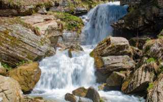 Парк водопадов Менделиха на Роза Хутор: Как добраться? Цена 2021