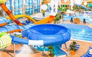 Ростов-на-Дону — аквапарк Н2О: видео