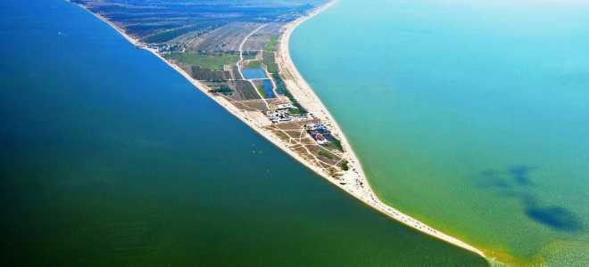 Азовское море: Куда лучше поехать в 2021? Топ-9 мест побережья