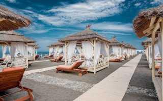 Лучший обзор пляжа «Мандарин» в Адлере 2021: Цены, видео