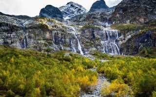Топ-4 водопадов Архыза 2021: Как добраться, маршруты (видео)