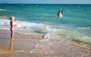 Топ-6 пляжей Анапы для отдыха с детьми 2021: Где находятся? Видео