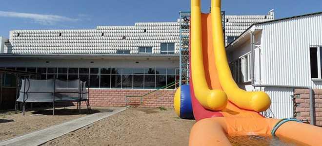 База отдыха с аквапарком Политотдел в Омске
