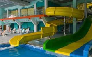Сказка база отдыха в Омске — аквапарк в Чернолучье