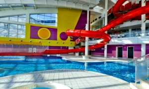 Жлобин аквапарк — Центр олимпийского резерва