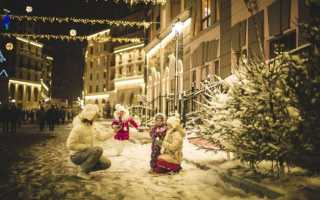 Топ-9 отелей Красной Поляны на Новый год 2021/2022. Лучшие цены