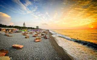 Топ-11 лучших отелей в Грузии на берегу моря: Цены 2021