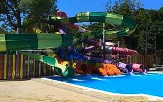 Кабардинка — аквапарк Эллада