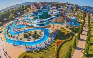 ТОП 5 аквапарков Краснодарского края