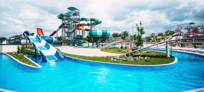 Аквапарк ДонПарк в Батайске