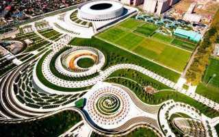 Парк Галицкого в Краснодаре: Стоимость входа, фото, видео