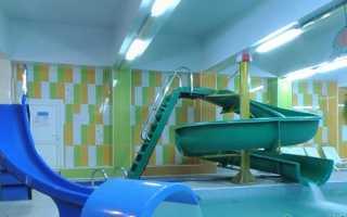 Томск — аквапарк Жасмин