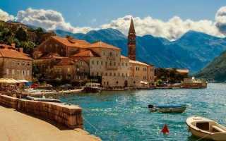 Топ-5 лучших мест для отдыха на море в Черногории: Цены 2021