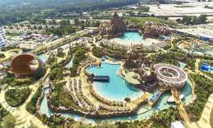 Самые крупные аквапарки Турции