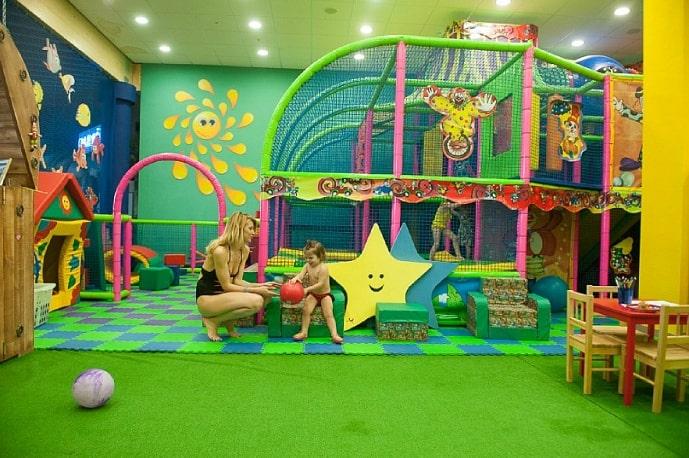 детская комната Н2О