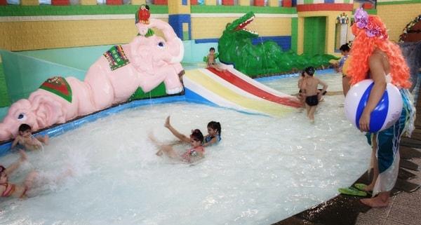детский бассейн Фэнтази