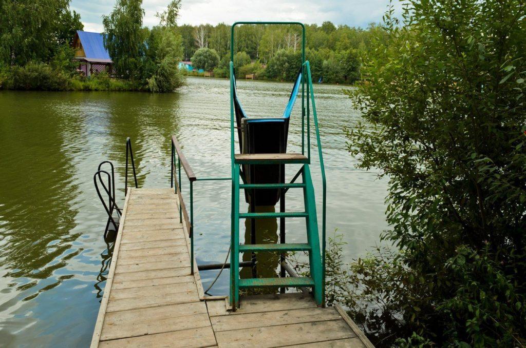 Рыбалка в Лукоморье Уфа