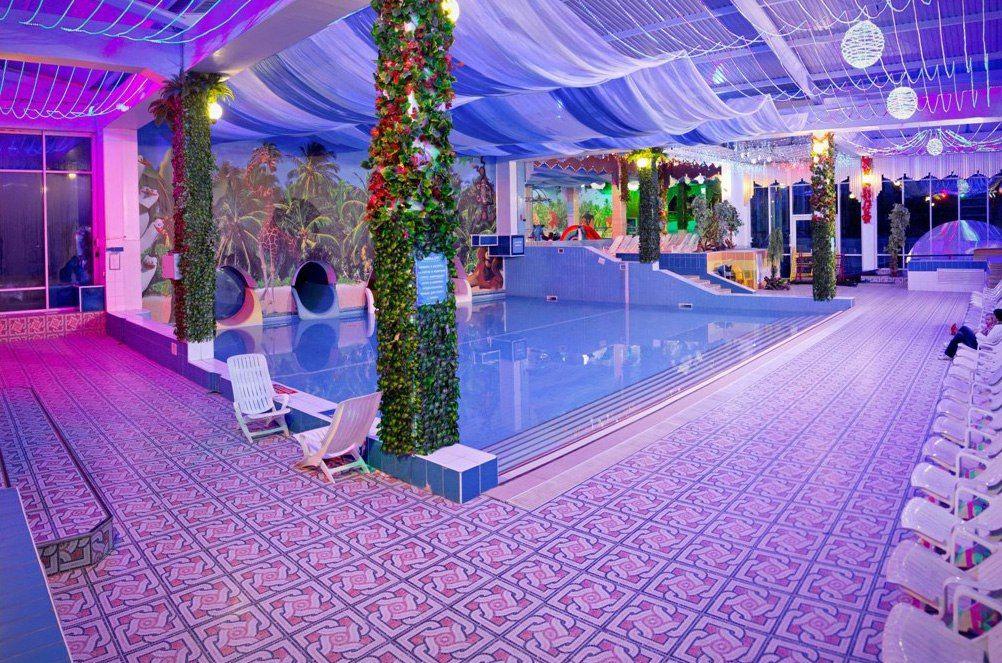 бассейн аквалоо