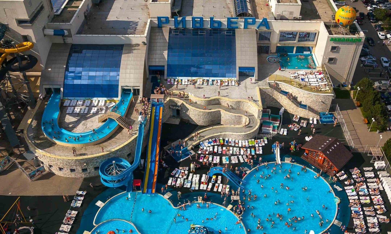 Казанский аквапарк ривьера картинки