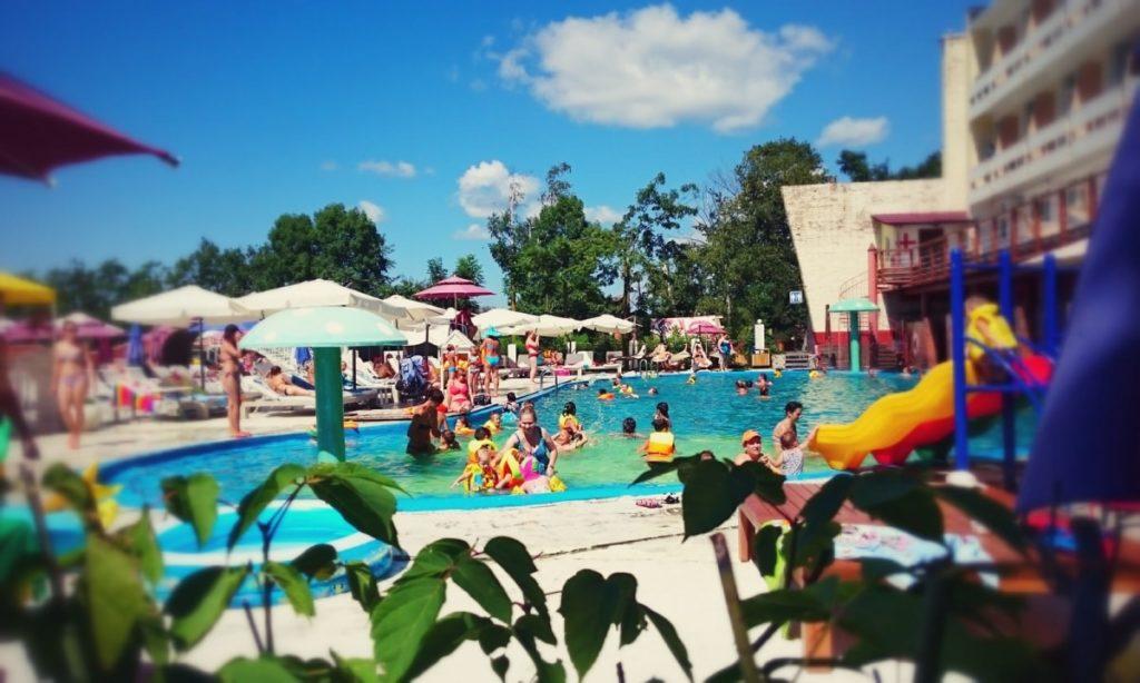 аквапарк Лесная поляна