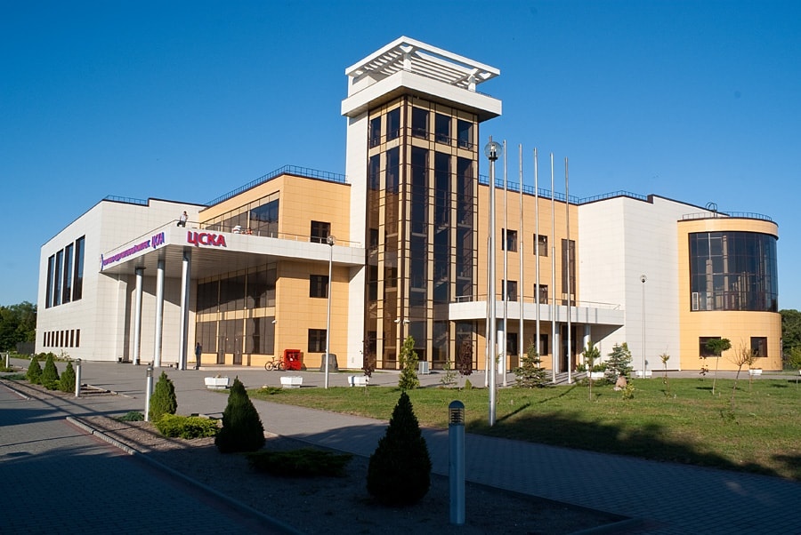 аквапарк ЦСКА