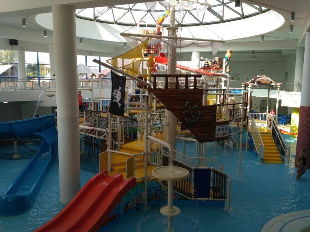 корабль для детей