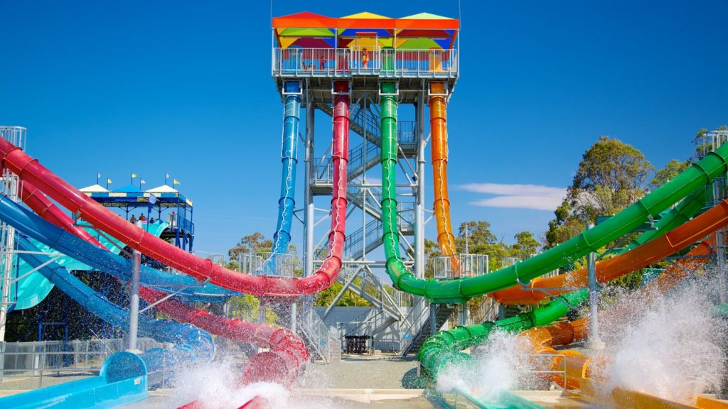 Wet'n Wild Water World